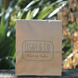 Figgy and Co natural eco cleaners bulk ingredients baking soda sodium bicarbonate _DIY