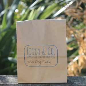 Figgy and Co natural eco cleaners bulk ingredients washing soda ash dense sodium carbonate _DIY