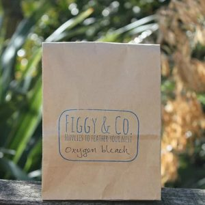 Figgy and Co natural eco cleaners bulk ingredients oxygen bleach sodium percarbonate _DIY