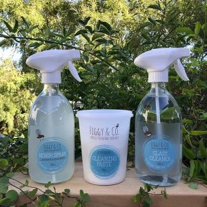 Figgy and Co natural nontoxic eco cleaning nz Healthy home pack