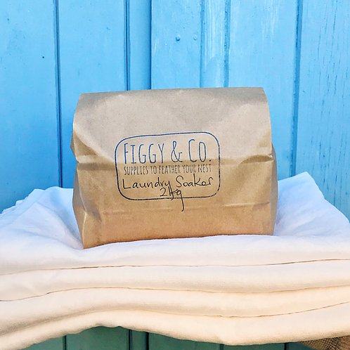 Figgy and Co laundry soaker bulk natural nontoxic eco preorder nz