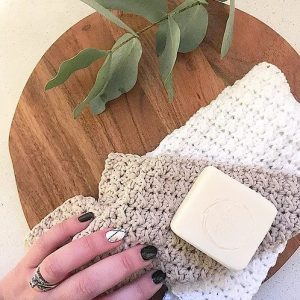 Figgy and Co natural eco cleaners natural dish cloth