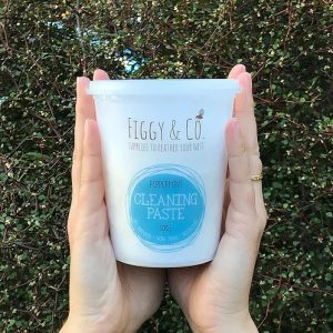 Figgy and Co natural nontoxic eco cleaning nz Cleaning paste_500g