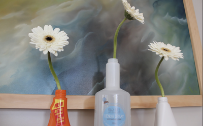 Figgy's Science Experiment: How natural is our bench spray?